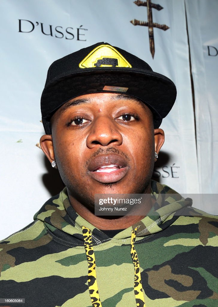 Mack Maine attends the Jay-Z & D'Usse Super Bowl Party at The Republic on February 2, 2013, in New Orleans, Louisiana.