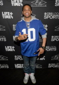 Mack Wilds attends CBS Local Sports' Draft Party on May 8 2014 in New York City