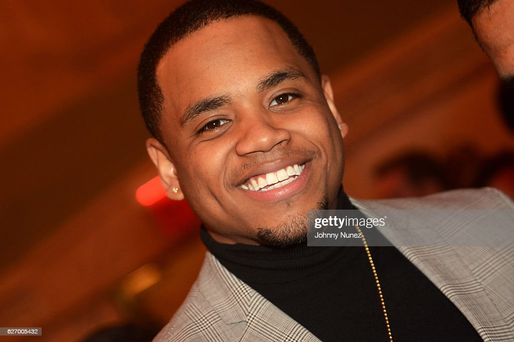 Mack Wilds attends the 8th Annual Christian Rivera Foundation Celebrity Fundraiser at Broad Street Ballroom on November 30, 2016 in New York City.