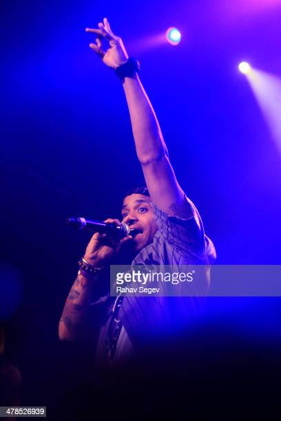 Mack Wilds performs at Bet Music Matters Showcase during SXSW 2014s at Emo's on March 13 2014 in Austin Texas