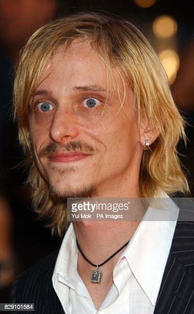 Mackenzie Crook arrives for the European film premiere of King Arthur at the Empire Leicester Square in central London