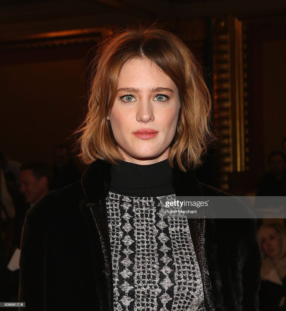 <a gi-track='captionPersonalityLinkClicked' href=/galleries/search?phrase=Mackenzie+Davis&family=editorial&specificpeople=6000937 ng-click='$event.stopPropagation()'>Mackenzie Davis</a> attends Creatures of the Wind during Fall 2016 New York Fashion Week on February 11, 2016 in New York City.
