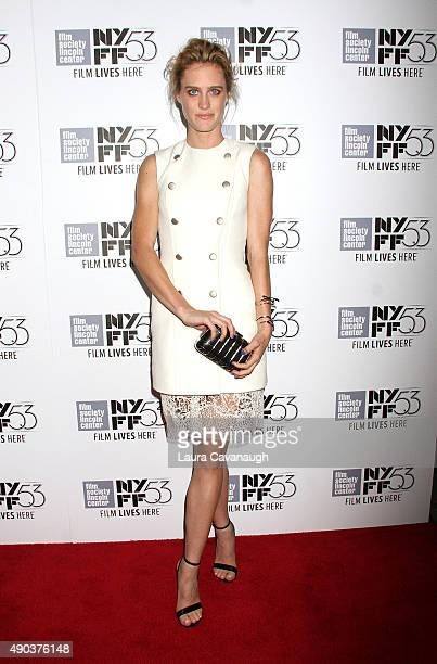 Mackenzie Davis attends the 53rd New York Film Festival 'The Martian' Premiere at Alice Tully Hall on September 27 2015 in New York City