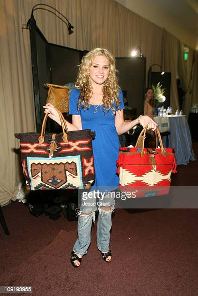 MacKenzie Mauzy during On 3 Productions Gifting Suite at The 2007 Daytime Emmy Awards Day 1 at Kodak Theatre in Los Angeles California United States