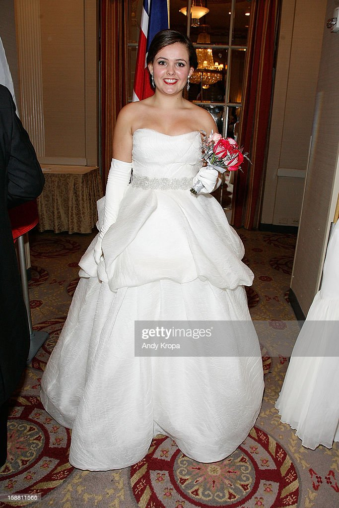 Mackenzie Peyton Nix attends The 58th International Debutante Ball at The Waldorf-Astoria on December 29, 2012 in New York City.