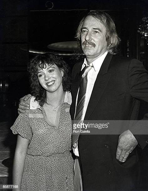 Mackenzie Phillips and father John Phillips of The Mamas The Papas