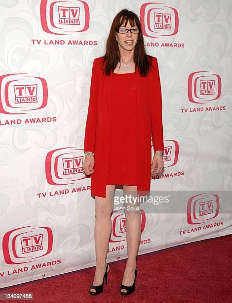 MacKenzie Phillips during 5th Annual TV Land Awards Arrivals at Barker Hanger in Santa Monica CA United States