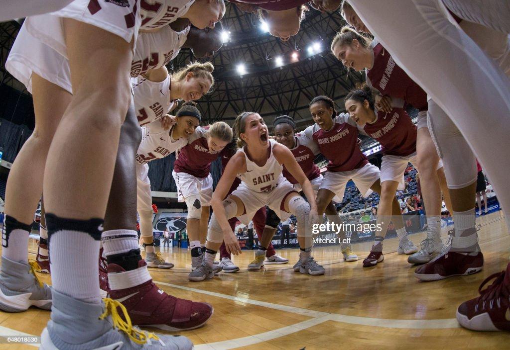 Atlantic 10 Women's Basketball Tournament - Semifinals