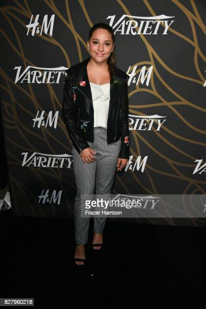 Mackenzie Ziegler attends Variety Power of Young Hollywood at TAO Hollywood on August 8 2017 in Los Angeles California