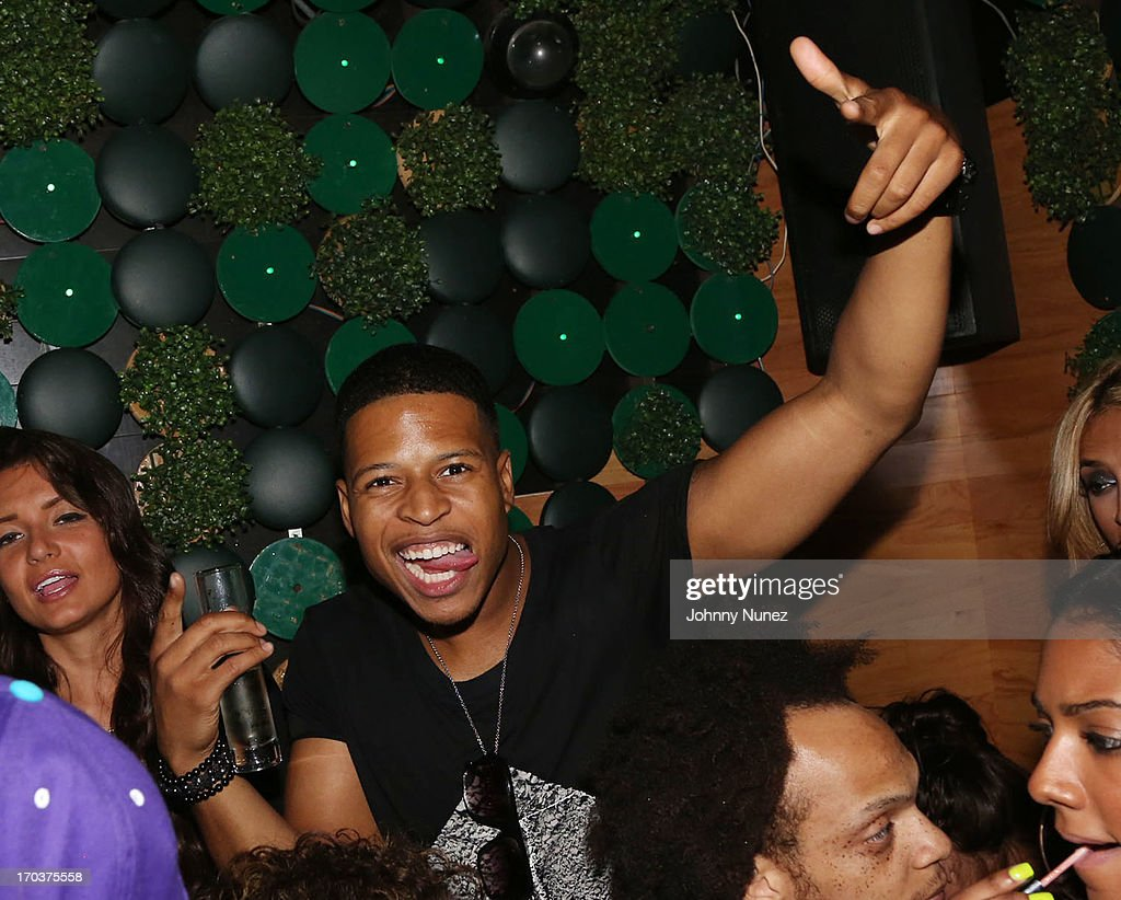 Mackey attends Von Smith's Birthday Party at Greenhouse on June 11, 2013 in New York City.