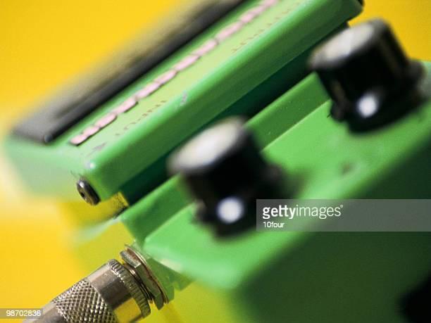 Macro Guitar Pedal