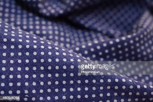 Macro de têxteis : Foto de stock