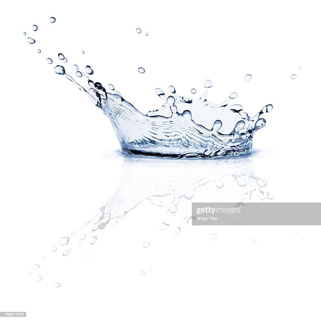 Macro Splash