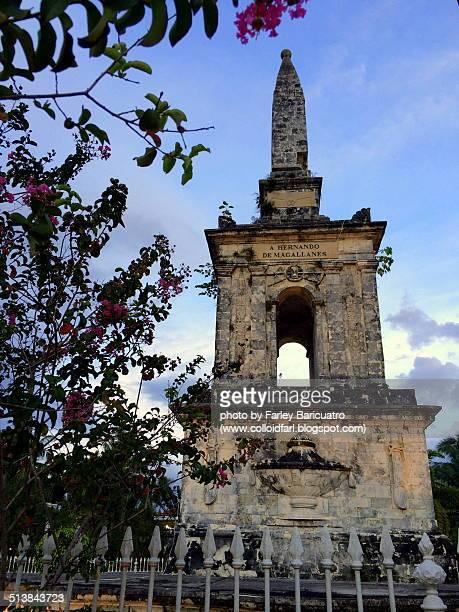 Mactan shrine obelisk