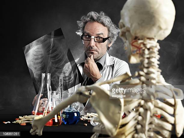 Mad médecin et patient