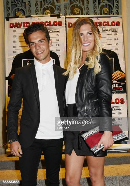 Mad Mag chronicler Julien Castaldi son of TV presenter Benjamin Castaldi and grandson of actor Jean Pierre Castaldi and girlfriend Ludivine Birker...