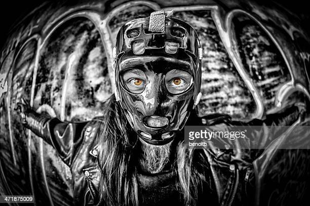 Mad Masked Punk
