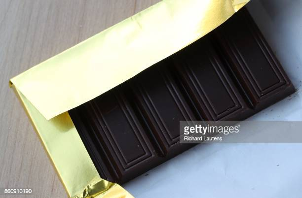 TORONTO ON OCTOBER 5 Madagascar chocolate bar made on premises Soul Chocolate is now open for business on Gerrard Street East at Broadview Owners and...
