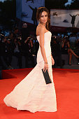 Madalina Ghenea attends Premio Kineo Red Carpet during the 70th Venice International Film Festival at Palazzo del Cinema on September 1 2013 in...