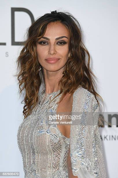 Madalina Ghenea attends the amfAR's 23rd Cinema Against AIDS Gala at Hotel du CapEdenRoc on May 19 2016 in Cap d'Antibes