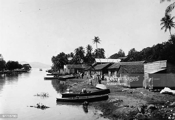 Madame River FortdeFrance Martinique