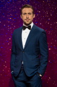 Madame Tussauds unveil their new Ryan Gosling wax figure at Madame Tussauds on July 23 2014 in London England