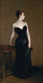 Madame X 1884 Found in the collection of the Metropolitan Museum of Art New York