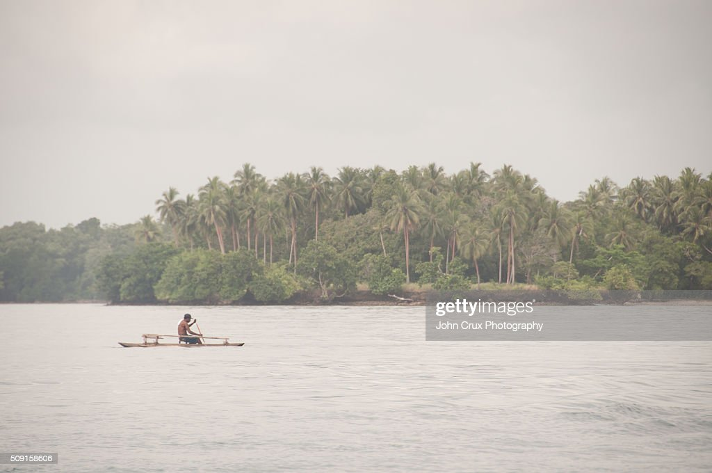 Madang fisherman