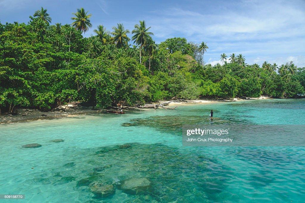 Madang reef