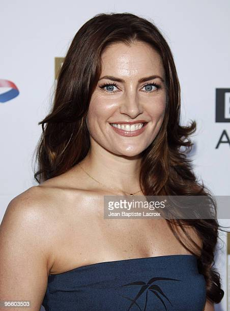 Madchen Amick arrives at the BAFTA LA's 2009 Primetime Emmy Awards TV Tea Party at InterContinental Hotel on September 19 2009 in Century City...