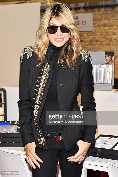 Maddalena Corvaglia attends MIDO 2016 the Milano Eyewear Show during Milan Fashion Week FW16 on February 28 2016 in Milan Italy