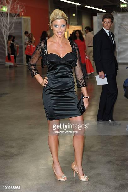 Maddalena Corvaglia attends the 2010 Convivio held at Fiera Milano City on June 10 2010 in Milan Italy
