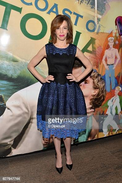 Maddie Corman attends 'The Babylon Line' opening night at Lincoln Center Theater on December 5 2016 in New York City
