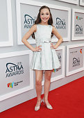 Maddie Ziegler arrives at the 2015 ASTRA Awards at the Star on March 12 2015 in Sydney Australia