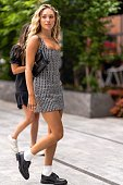 Celebrity Sightings In New York City - August 04, 2021