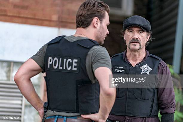 D 'Made a Wrong Turn' Episode 402 Pictured Elias Koteas as Alvin Olinsky