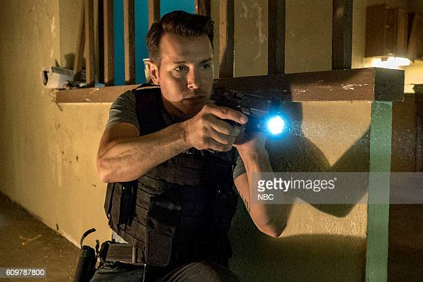 D 'Made a Wrong Turn' Episode 402 Pictured Jon Seda as Antonio Dawson