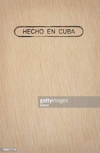 Realizzata in Cuba