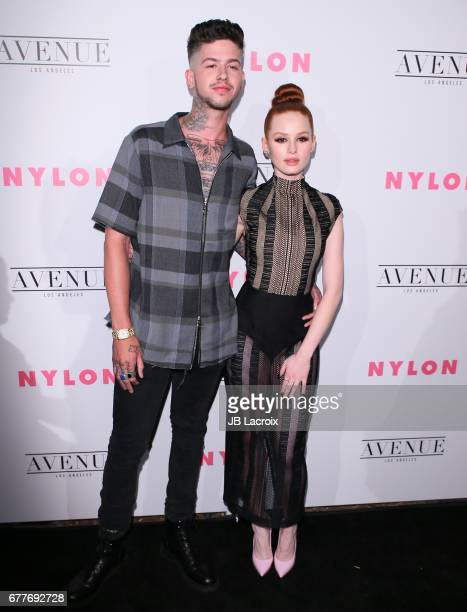 Madelaine Petsch attends the NYLON Young Hollywood Party at AVENUE Los Angeles on May 2 2017 in Los Angeles California