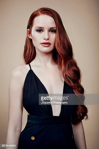 Madelaine Petsch poses for a portraits at the Environmental Media Association 26th Annual EMA Awards Presented By Toyota Lexus and Calvert...