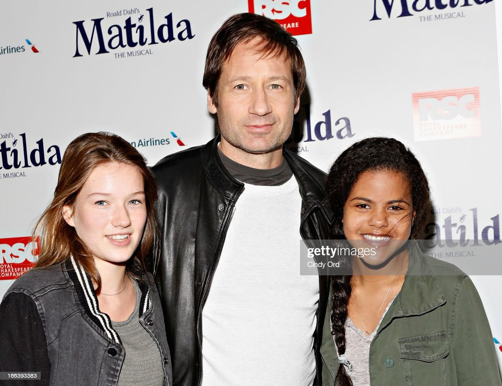 """Matlida The Musical"" Broadway Opening Night - Arrivals ..."