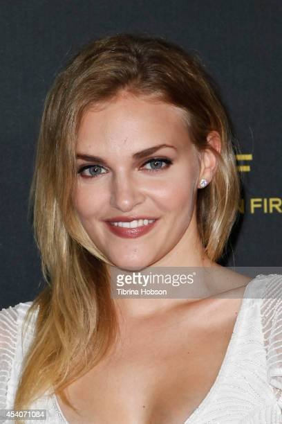 Madeline Brewer attends Entertainment Weekly's PreEmmy party at Fig Olive Melrose Place on August 23 2014 in West Hollywood California