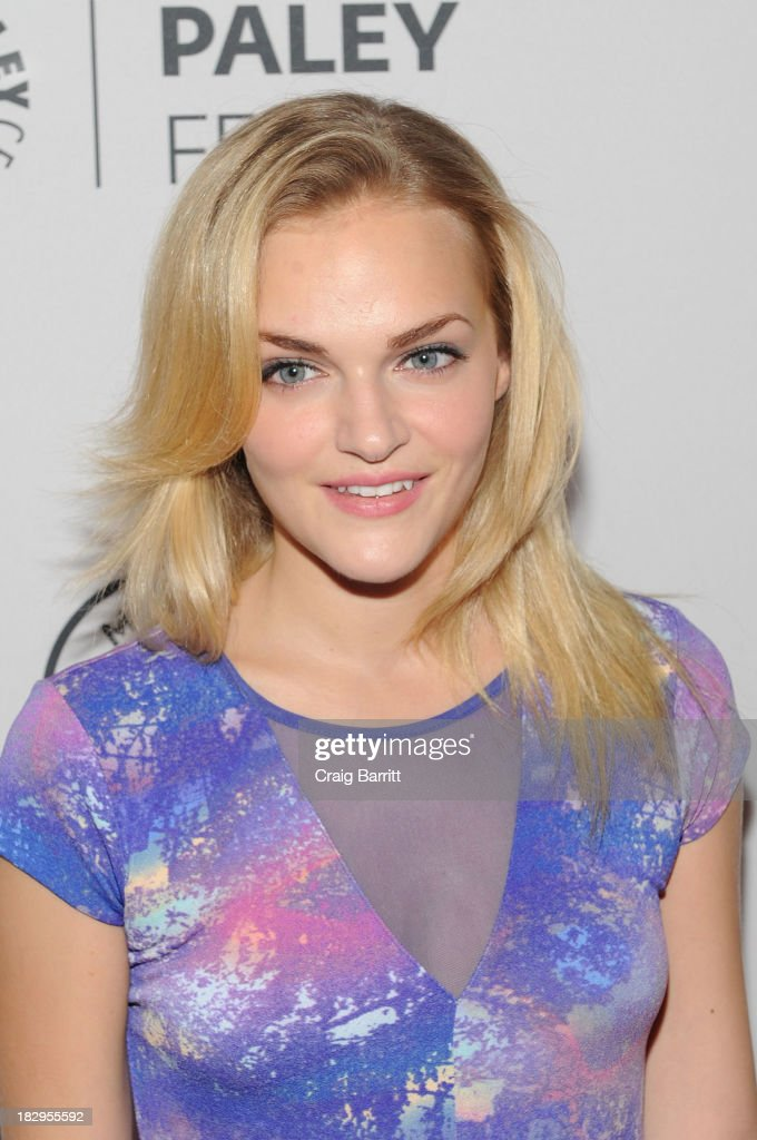Madeline Brewer attends 'Orange Is the New Black' during 2013 PaleyFest: Made In New York at The Paley Center for Media on October 2, 2013 in New York City.