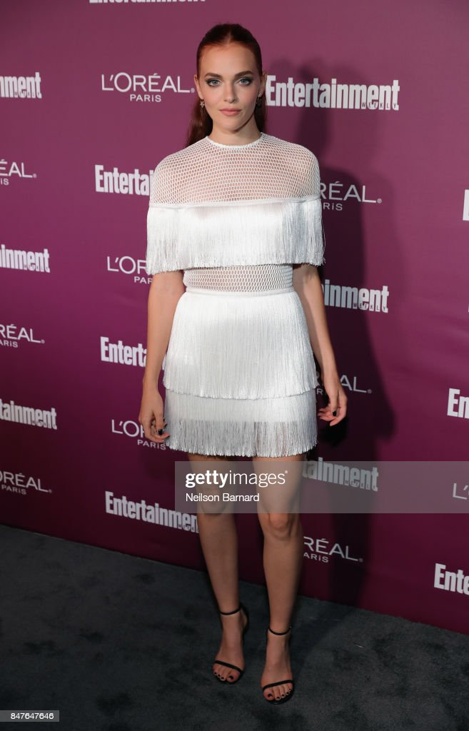 Madeline Brewer attends the 2017 Entertainment Weekly Pre-Emmy Party at Sunset Tower on September 15, 2017 in West Hollywood, California.