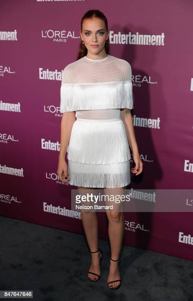 Madeline Brewer attends the 2017 Entertainment Weekly PreEmmy Party at Sunset Tower on September 15 2017 in West Hollywood California