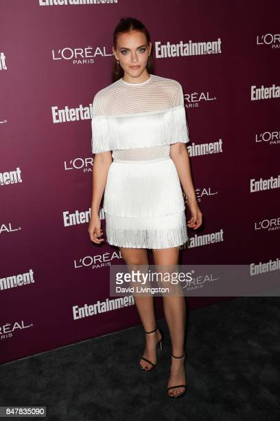 Madeline Brewer attends the Entertainment Weekly's 2017 PreEmmy Party at the Sunset Tower Hotel on September 15 2017 in West Hollywood California