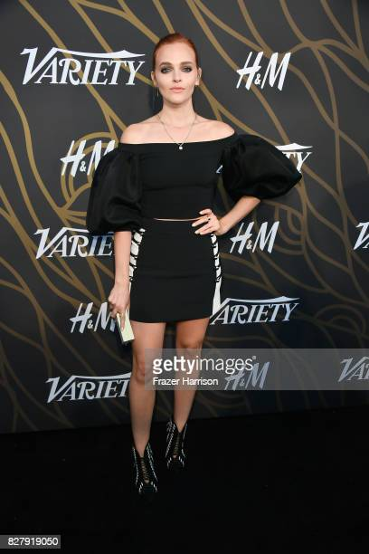 Madeline Brewer attends Variety Power of Young Hollywood at TAO Hollywood on August 8 2017 in Los Angeles California