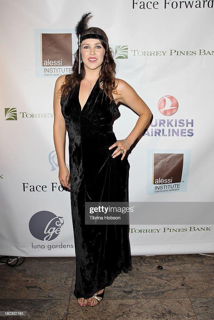 Madeline Merritt attends the 4th annual Face Forward LA Gala at Fairmont Miramar Hotel on September 28, 2013 in Santa Monica, California.