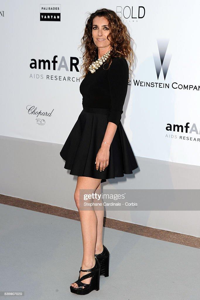 Mademoiselle Agnes attends the '2010 amfAR's Cinema Against AIDS' Gala