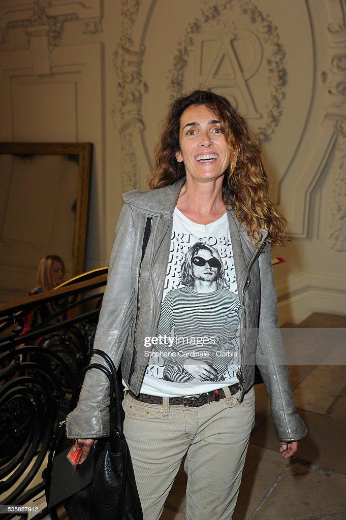 Agnes boulard getty images - Mademoiselle jean paul gaultier ...